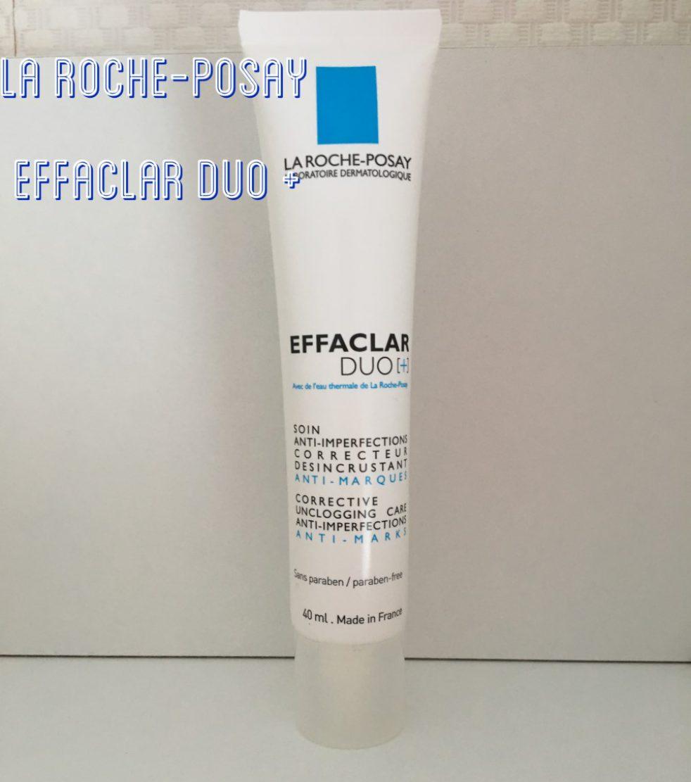 La Roche Posay effaclar duo + kullananlar