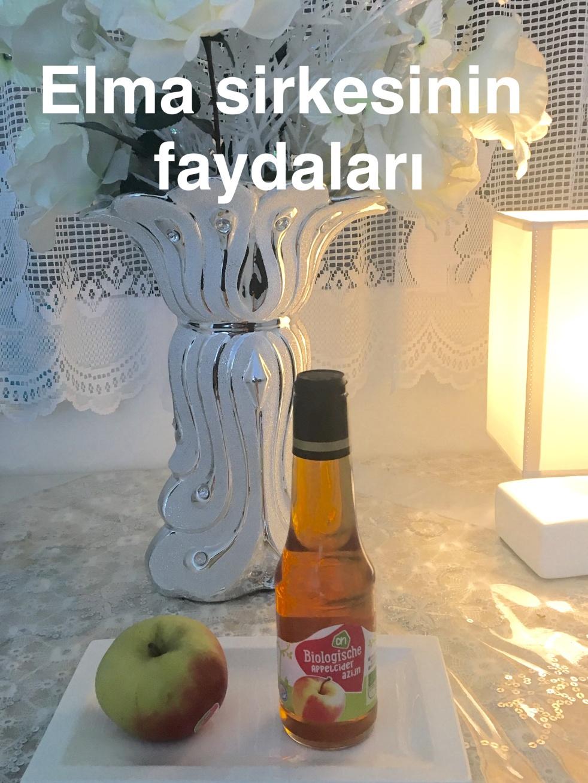 elma sirkesi cilde faydasi